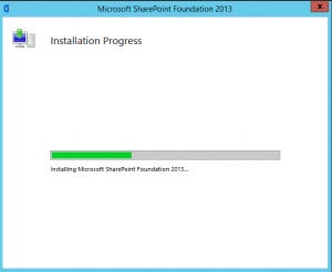 sharepoint_installing