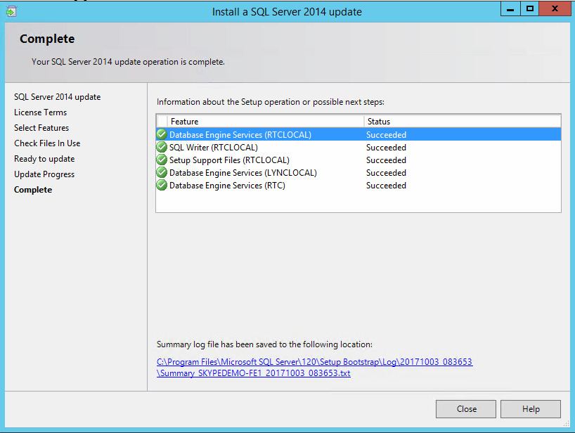 sql server 2016 sp2 cu7 download