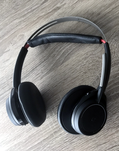 Review Plantronics Voyager Focus Uc Sharing Knowledge Erwin Bierens Blog